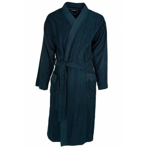 Paul Hopkins Heren badjas PHBRH2105B-Blauw