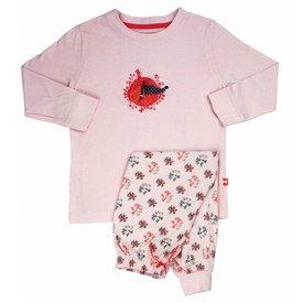 Angelfish Meisjes pyjama AFPYY1304B-Roze-P2
