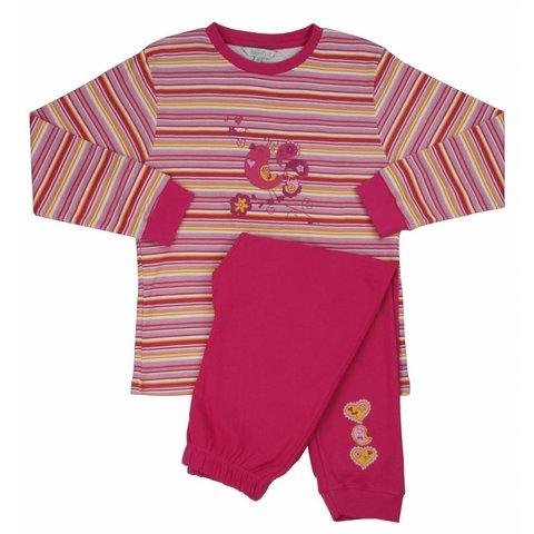 Meisjes Pyjama AFPYY2108B-Roze-BR5