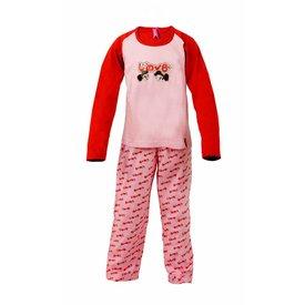 Annarebella Meisjes Pyjama PYM24004B