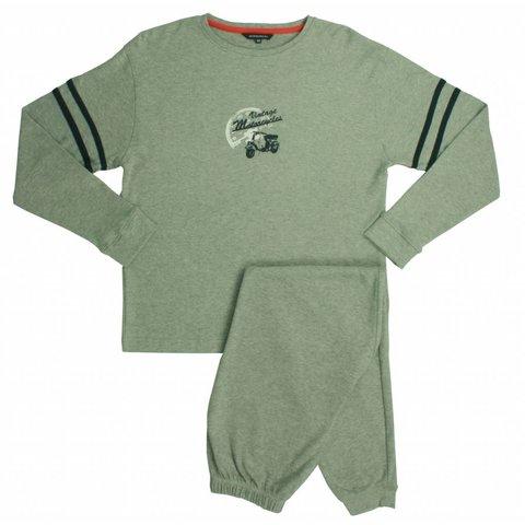 Jongens pyjama BDPYJ2002A-Grijs-O15