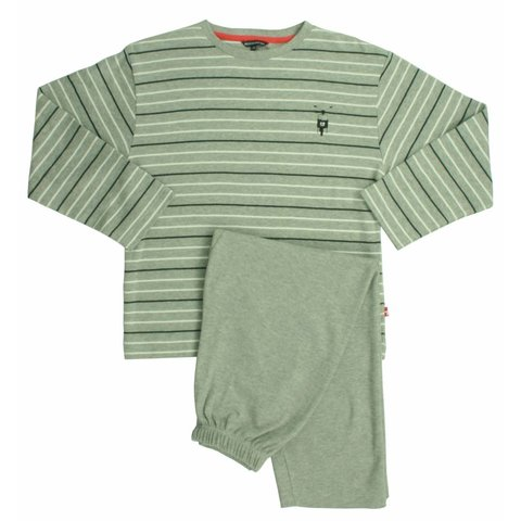 Jongens pyjama BDPYJ2003A-Grijs