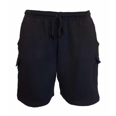 Jongens short KBJ13007-Zwart