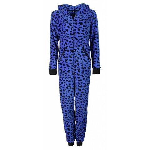 Dames onesie IRPYD2610A-Blauw-G9