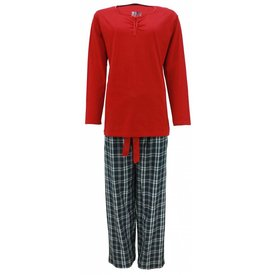 Tenderness Tenderness Dames Pyjama Rood