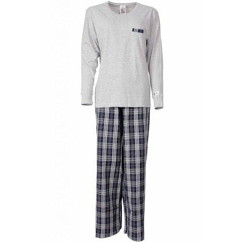 Dames pyjama IRPYD2306A-Grijs-TR