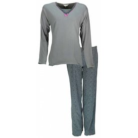 Irresistible Dames pyjama IRPYD2914A-Grijs-P14