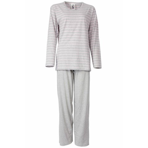Dames pyjama IRPYD2304A-Grijs-NR