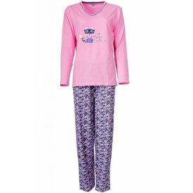 Irresistible Dames pyjama IRPYD2307B-Roze-N16