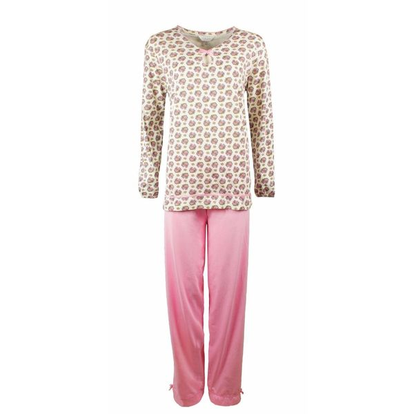 Tenderness Dames pyjama TEPYD2007B-Roze