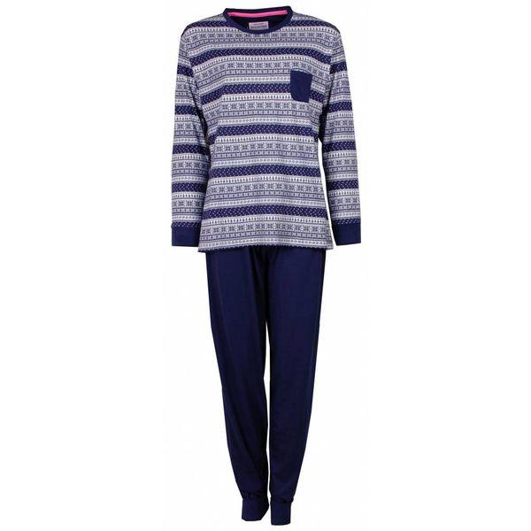 Irresistible Dames pyjama IRPYD2409A-Blauw
