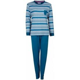 Irresistible Dames pyjama IRPYD2409B-Groen- O13