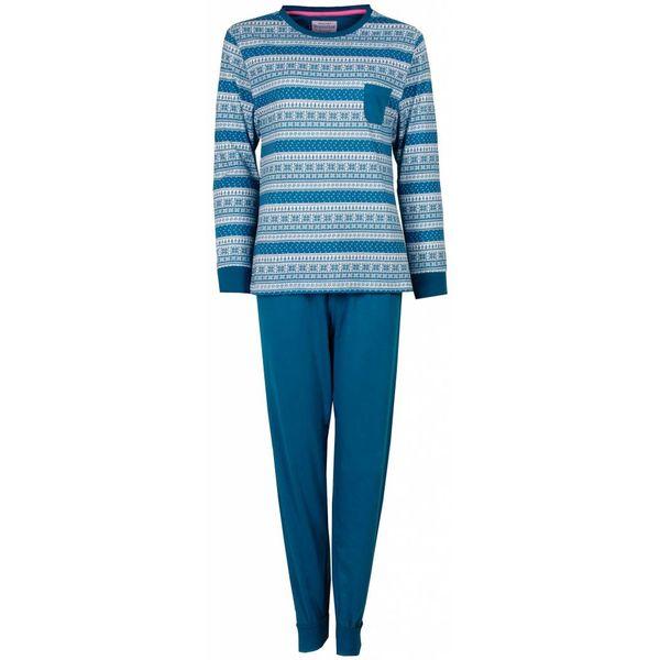 Irresistible Dames pyjama IRPYD2409B-Coral Blauw