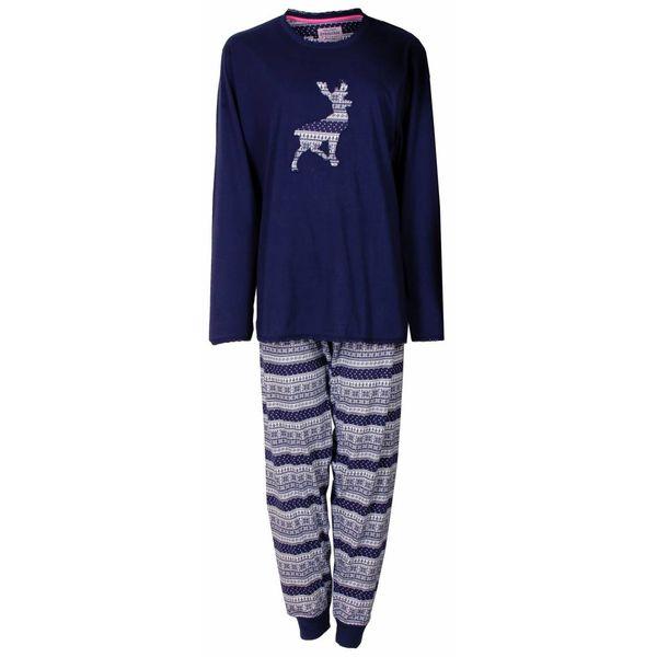 Irresistible Dames pyjama IRPYD2410A-Blauw