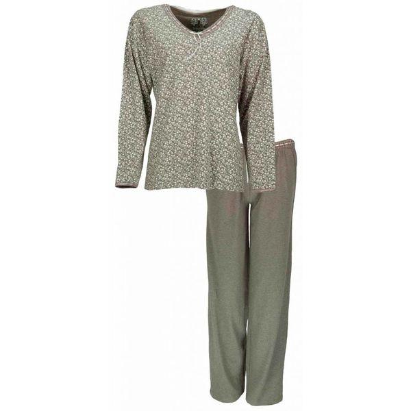 Irresistible Irresistible Dames Pyjama Beige maat M