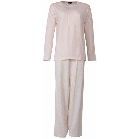 Medaillon Dames Pyjama Roze