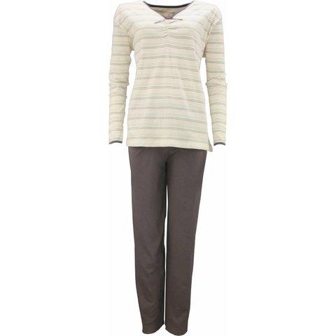 Dames pyjama TEPYD2104C-Ivoor-P6