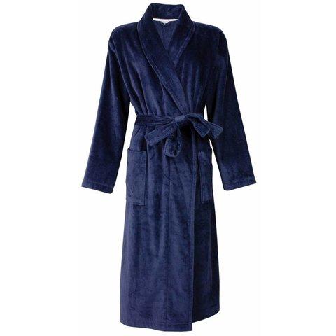 Dames badjas IRBRD2310A-Blauw-Q15-16/R16