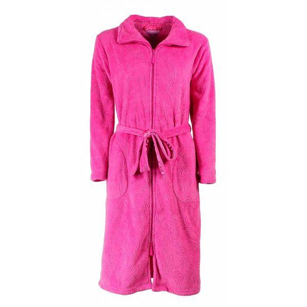 Tenderness Dames badjas TEBRD2501A-Ibis Roze