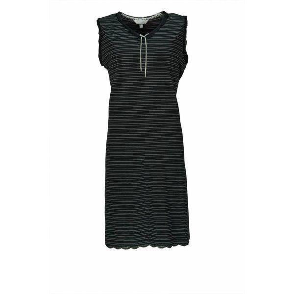 Tenderness Dames nachthemd TENGD1203B-Zwart