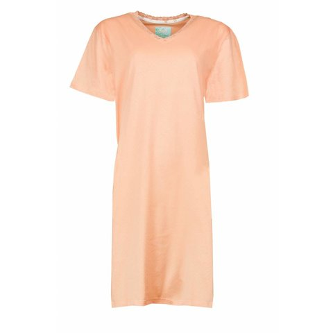 Dames nachthemd TENGD1302B-Roze-L13