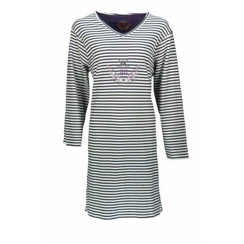 Dames nachthemd TENGD2210D-Wit-RM