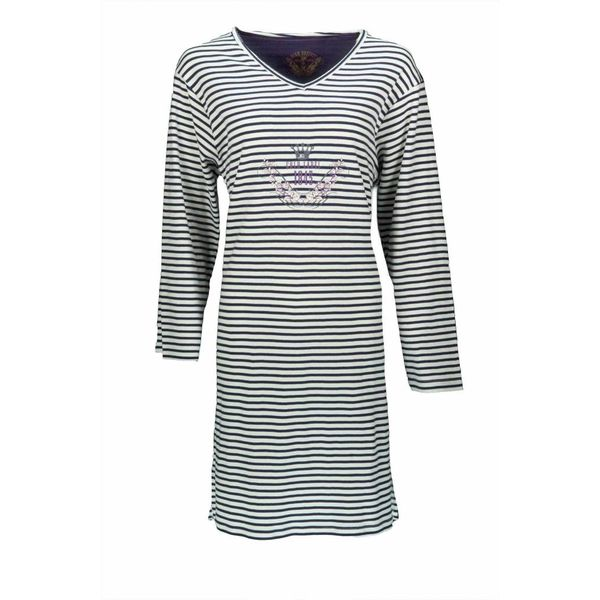Tenderness Dames nachthemd TENGD2210D-Wit