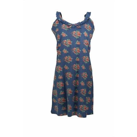 Dames nachthemd IRNGD1306A-Blauw-TR