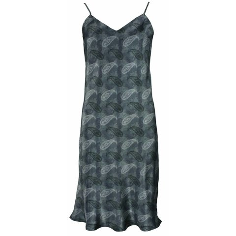 Dames nachthemd IRNGD2011A-Zwart
