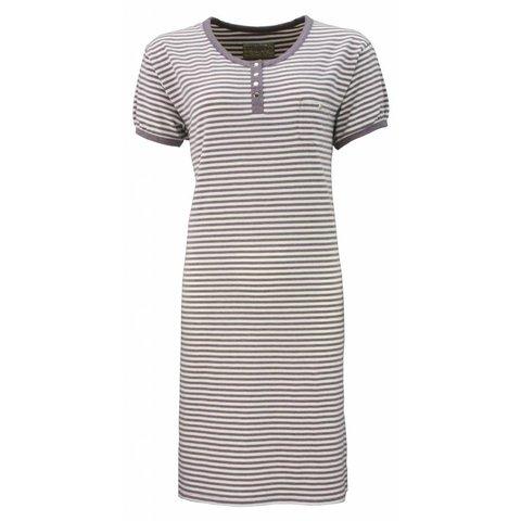 Dames nachthemd IRNGD1307B-Grijs-RM Dames
