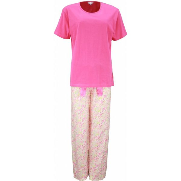 Tenderness Dames pyjama TEPYD1201A-Roze