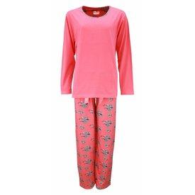 Irresistible Dames pyjama IRPYD1306B-Roze-C11