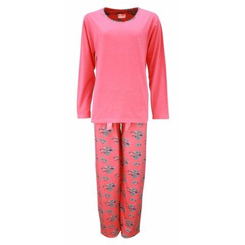 Dames pyjama IRPYD1306B-Roze-C11