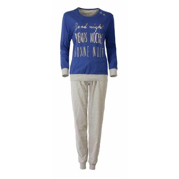Irresistible Dames pyjama IRPYD2509B-Blauw-E6