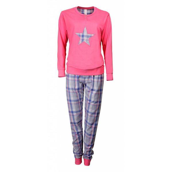 Irresistible Dames Pyjama IRPYD2703A-Roze-X8
