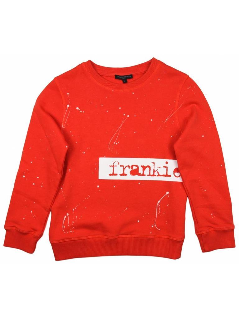 frankie morello frankie morello sweatshirt ascia lobster outfit
