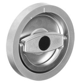 Opcja do szafa na broń ST2040 Door handle