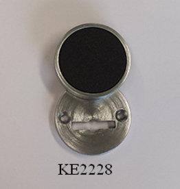 Opcja do szafa na broń Szyld - elegancka klapka z otworem na klucze
