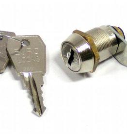 Opcja do szafa na broń Zamek kluczowy Eurolock