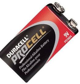 Opcja do szafa na broń Bateria Duracell 9V