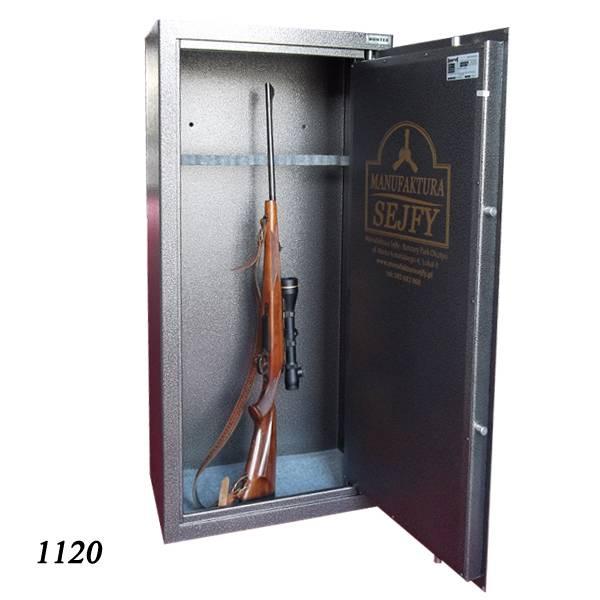 Szafa na broń  1120 G-2 NT