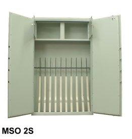 Odyniec 1415 MSO2 2S Szafa na broń dwudrzwiowa
