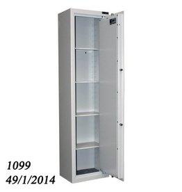 HunterSafes 1099 Gun/Ammunition cabinet
