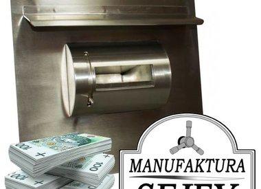 Drop boxes and deposit safes