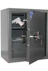 od ręki: 1022 szafa na broń krótką oraz dokumenty. Gł 35 CM.