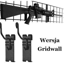 Uchwyty do broni długiej Gridwall