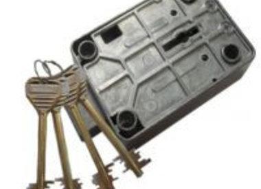 Zamki kluczowe