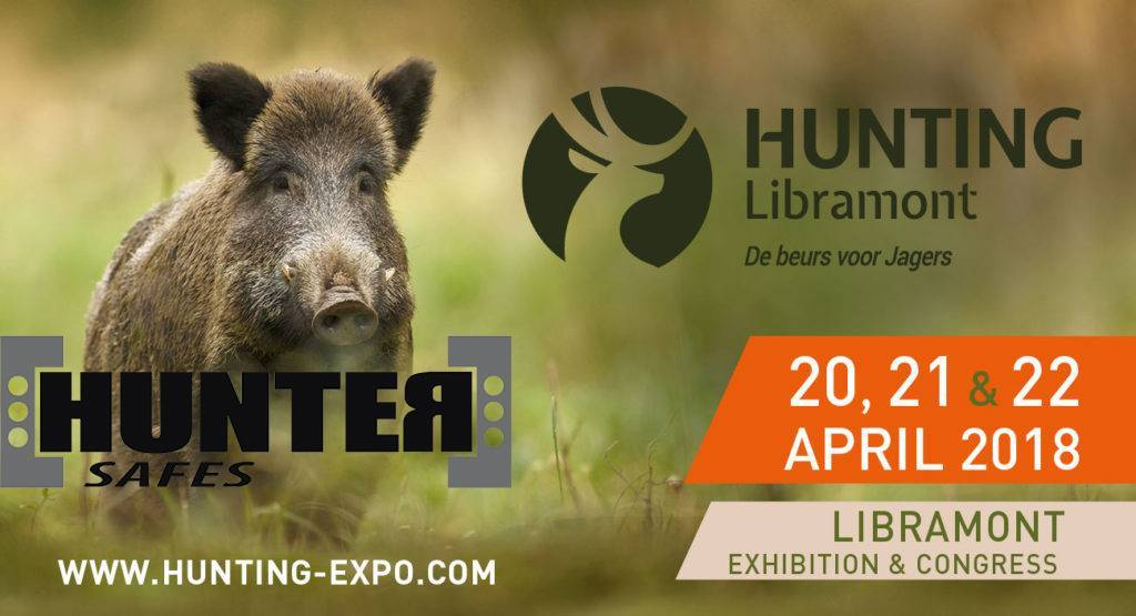 Hunting Libramont to już 21 edycja targów myśliwskich organizowanych w Libramont w Belgi w   dniach 20-22 kwietnia 2018 r.