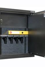 od ręki:  Szafa na broń krótką 1024/S1-LEWE DRZWI