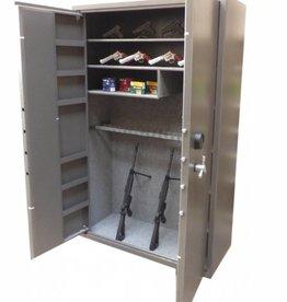 Szafa na broń długą 1729/S1 - dwudrzwiowa